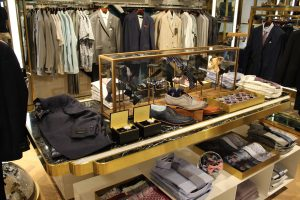 ted baker miami usa instore display window display retail design bespoke props design prop manufacturer