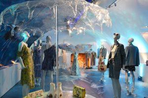 Oasis fashion ss18 make a splash pressday event bespoke manufacture