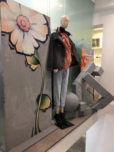 matches fashion london fashion week window display prop making bespoke prop manufacturer visual merchandising