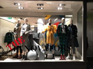 matches fashion london fashion week window display prop making bespoke prop manufacturer visual merchandising