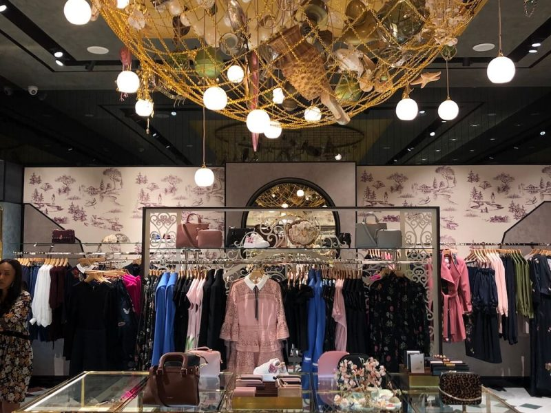 Ted Baker - Dubai - City Walk - new store