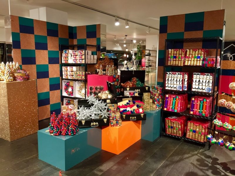 Habitat - Christmas 2018, Bespoke prop manufacture, visual merchandising